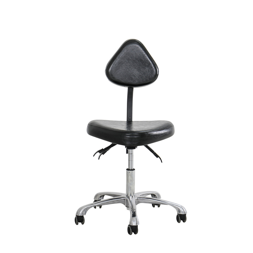 Premium Professional Tattoo Master Chair Adjustable Lift Rolling Tattoo Stool Hairdressing Beauty Furniture Salon Massage Chair