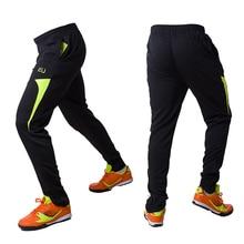 2016 Men Soccer Pants Football Training Jogger Pant Jogging Homme Trouser Sport Running Gym Clothing Men's Jogger Clothing