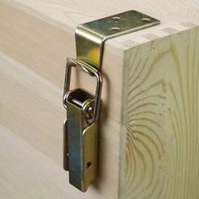 Wooden box Catch Clasp hasp latch lock jewelry hinges Furniture Hardware Accessories