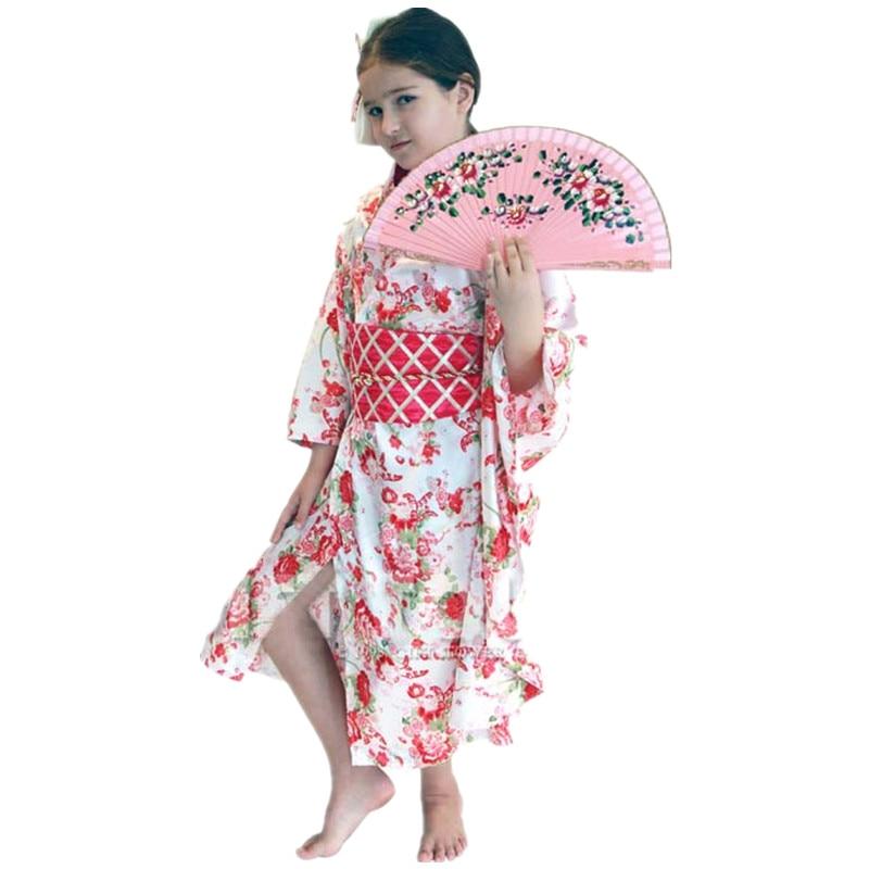 Japanese style fancy dress