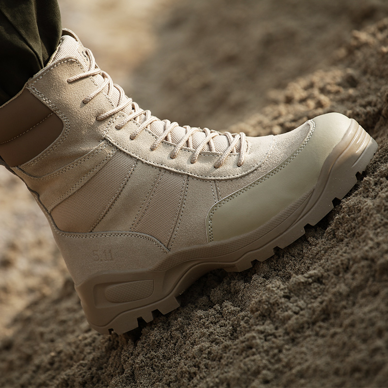 Laite Hebe Delta Tactical Shoes Military Boots 2017 New SWAT Combat Boots Outdoor Army Shoes Waterproof Boots Hiking Men LH194