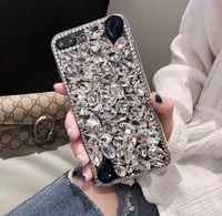 2018 3D Super Bling Crystal Rhinestone Case For Samsung Galaxy J2 J3 J5 J7 Prime S8