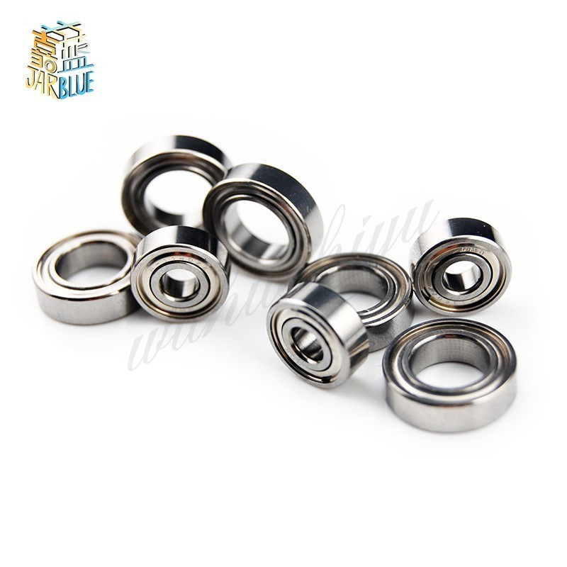 5/10pcs MR2010ZZ 10206 SB10206 <font><b>6800</b></font> 6800X1 Bicycle non-standard special ball bearings The Size is 10*20*6 10x20x5 mm 10206 10205 image
