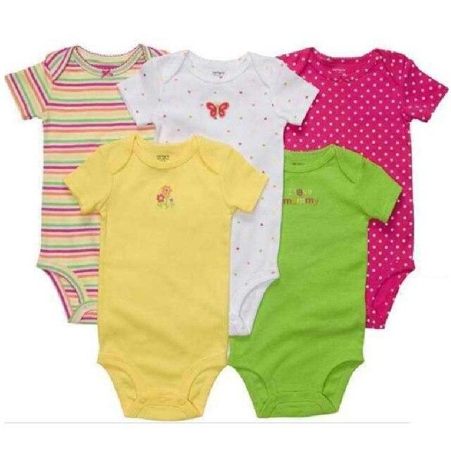 Neonati maschi Body body baby girl ropa bebe bebe vestiti Appena Nati mesi tute Camicie