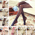Delicate Design Sexy Stockings Japanese Style Lace Pantyhose Hollow Tights  Fishnet Stockings High Elastic Pantyhose