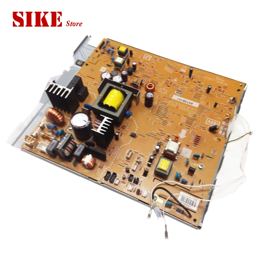 LaserJet Engine Control Power Board For HP M2727 M2727NF M2727NFS 2727 2727NF RM1-4941 RM1-4940 Voltage Power Supply Board laserjet engine control power board for hp cp1025 cp1025nw 1025 1025nw rm1 7752 rm1 7751 voltage power supply board