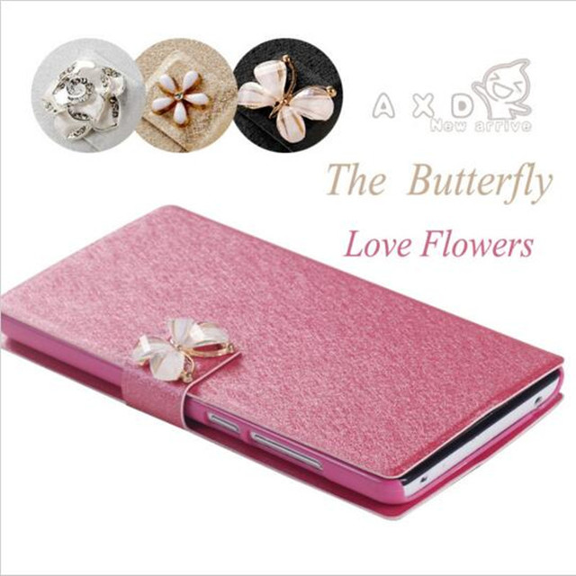 For Lenovo A319 case new arrival luxury texture pu leather wallet phone cover case magnetic flip case