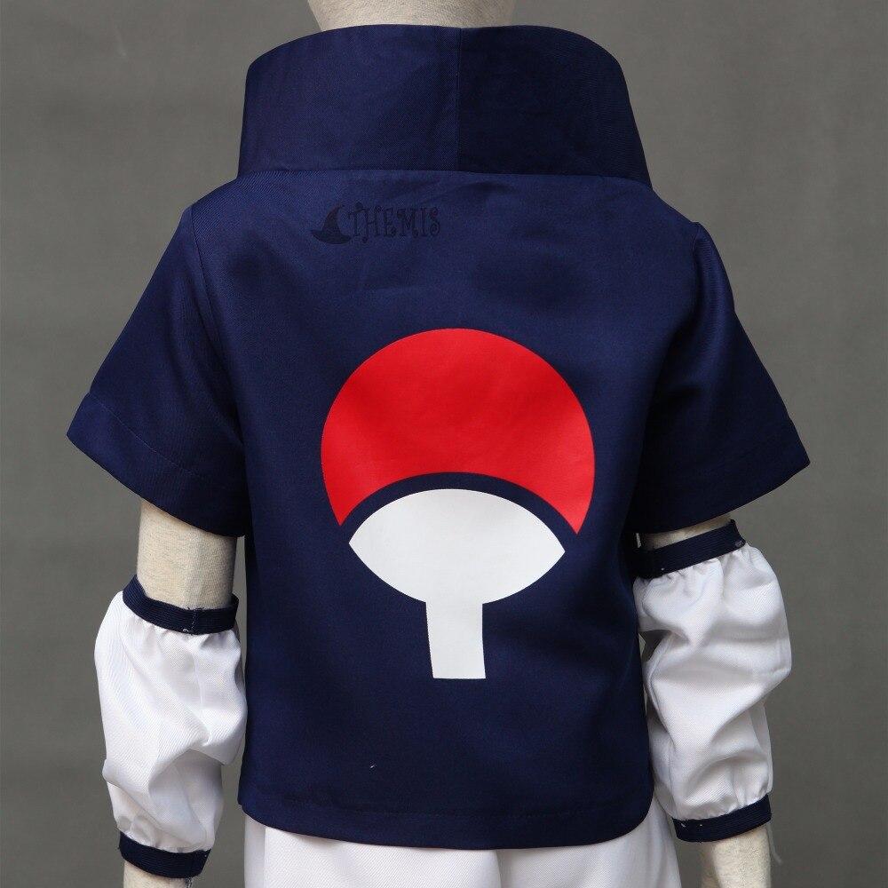 Image 3 - Athemis Naruto Uchiha Sasuke Cosplay Costume and blue headband custom made Any sizesasuke cosplay costumecosplay costumesasuke cosplay -