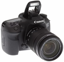 New Canon EOS 7D Mark II MK 2 DSLR Camera Body with EF-S 18-135mm f/3.5-5.6 IS STM Lens