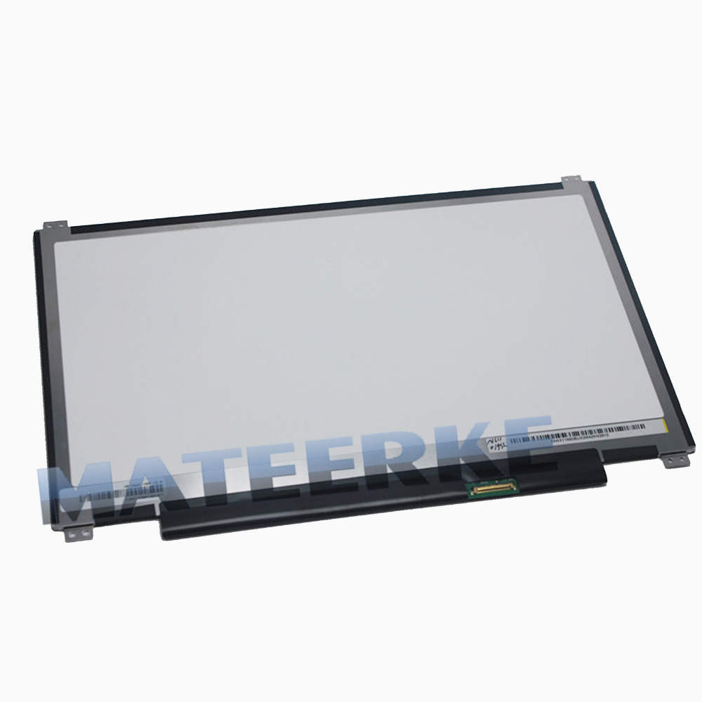 Free Shipping 13.3 LED LCD Screen Display Panel for Lenovo IdeaPad U330 U330P U330L 7 4v 45wh original new u330 laptop battery for lenovo ideapad u330 u330p u330t series l12m4p61 l12l4p63 21cp5 69 71 3