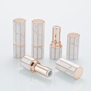 Image 1 - Tube de marbre pour rouge à lèvres, 12.1mm, Tubes pour baume à lèvres bricolage pour rouge à lèvres, fait maison, conteneurs vides, maquillage cosmétique pour anniversaire