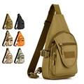 High Quality Waterproof Nylon Waist Pack Men Single Shoulder CrossBody Bag Military Travel Rucksack Unisex Messenger Bags