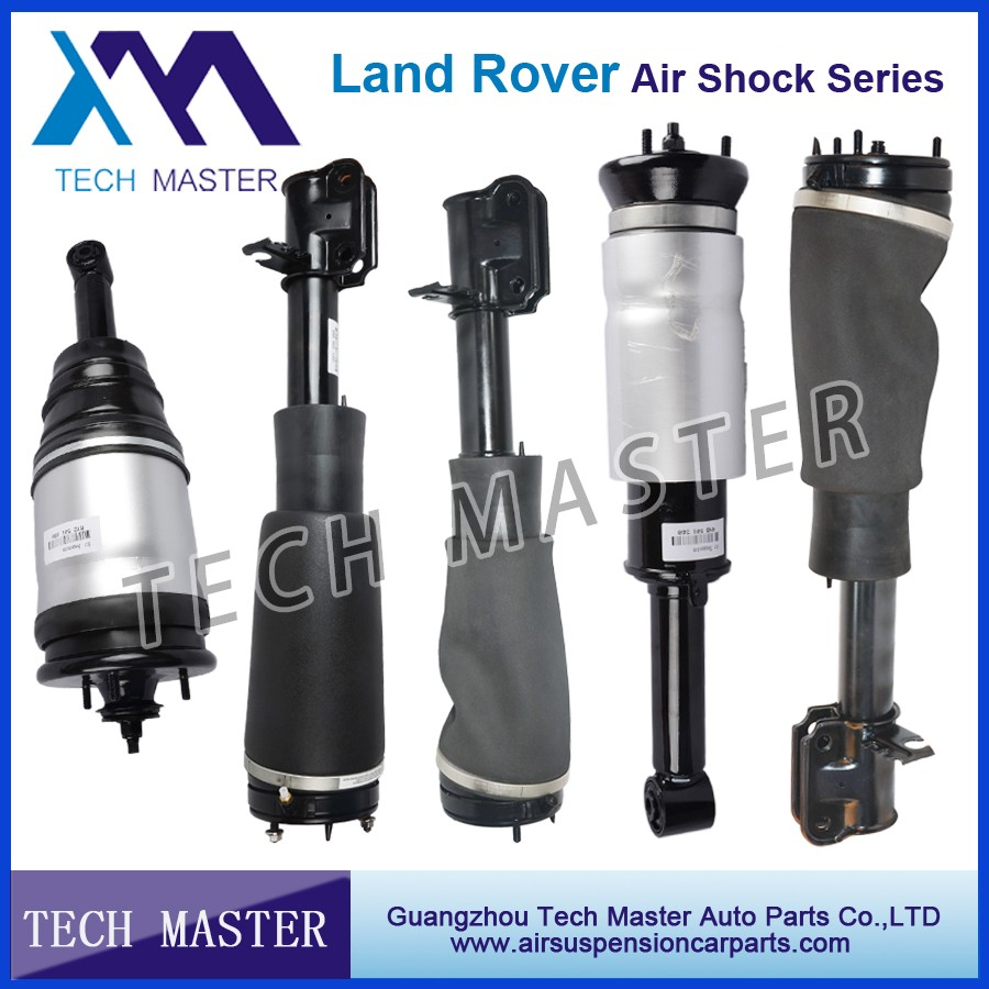 Land Rover air shock