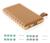 Universal 8000 mah cookie powerbanks cargador de batería de reserva externo para el iphone teléfonos móviles android tablet usb power bank da18