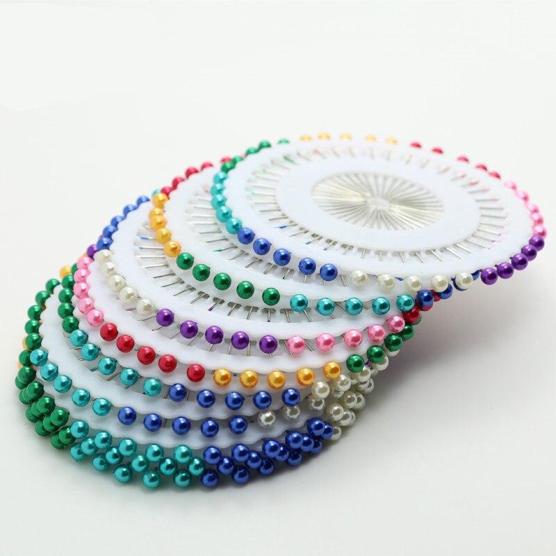 480 pcs Haut Grade Standard Pin Perle Aiguille Pin DIY Accessoires Plug Aiguille Bijoux Gadgets Couture Pin