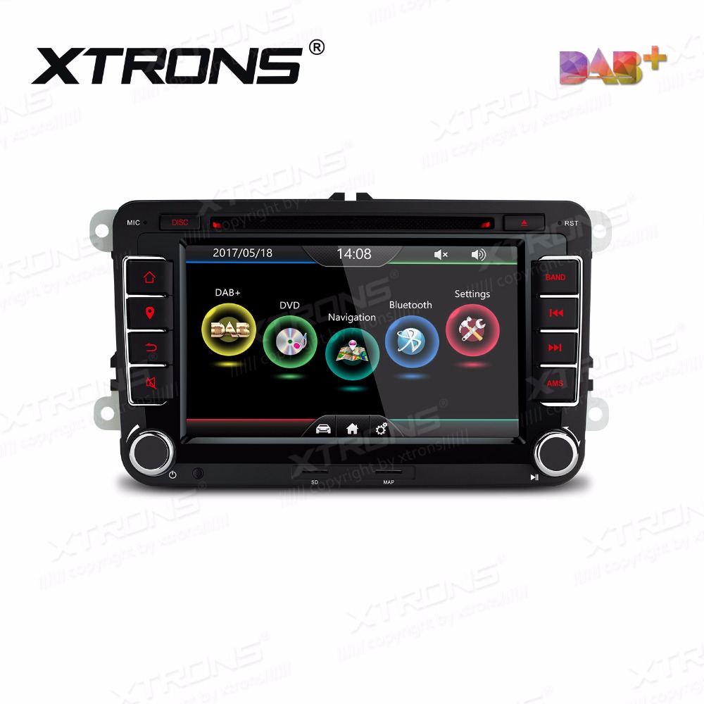 Xtrons Dvd Wiring Diagram Free Download Uconnect 8 Inch Car Player 2 Din Radio Dab Canbus Gps Navigation Bluetooth