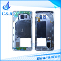 Ближний Рамка Рамка Корпуса Пластина для Samsung Galaxy Note 5 N9200 N920t Золото Серебро Запасные Части 1 шт. Бесплатная Доставка
