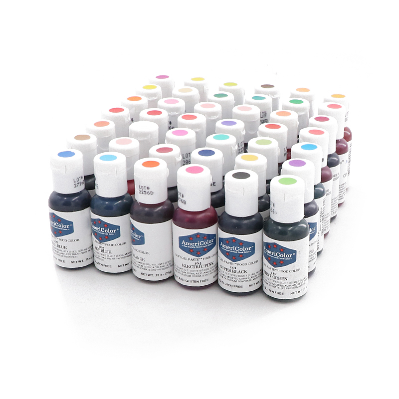 1pcs 21g Food Color Edible Pigment Color Paste Cake Decorating Tools