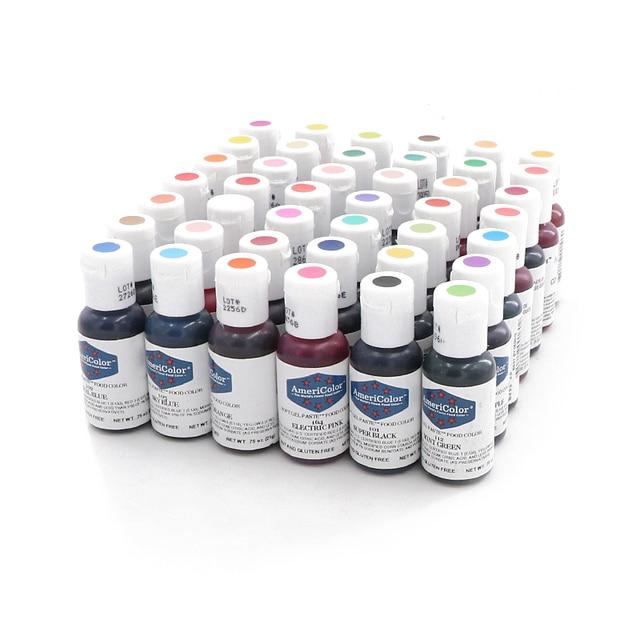 1pcs 21g Food Color Edible Pigment Color Paste Cake Decorating Tools ...