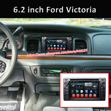Android Central Multimedia GPS Navigation Digital Car Radio System for Ford Crown Victoria with DVD Quad Core 16G Wifi 3G RDS