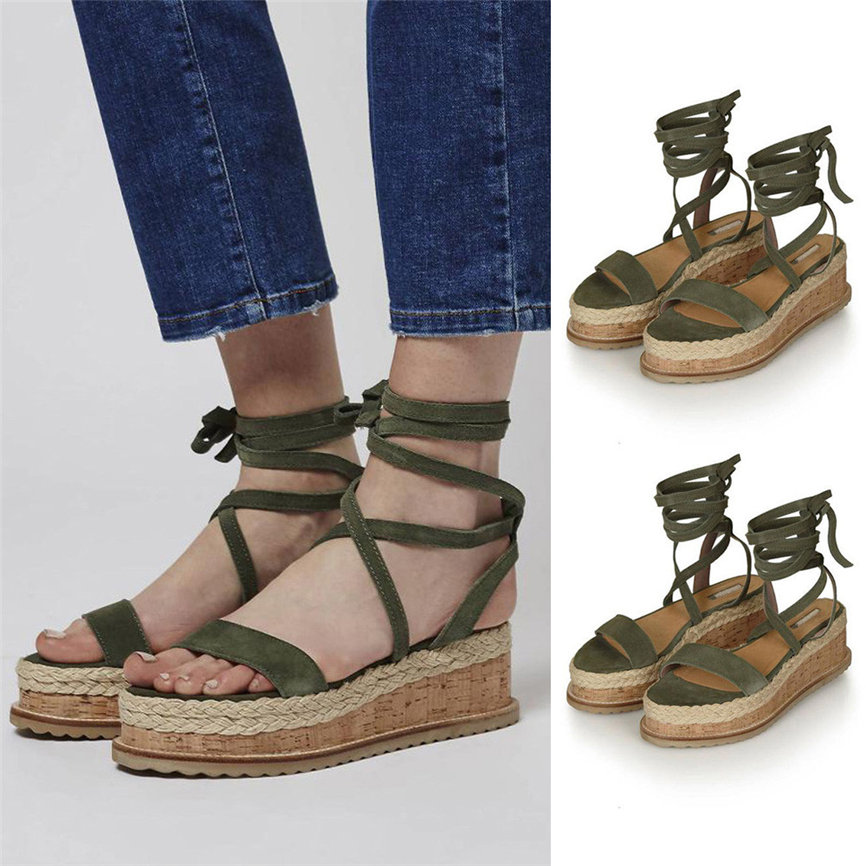Womens Class up Lace Up Detailing Stylin/' Edge Stiletto Khaki Faux Suede UK 3-8