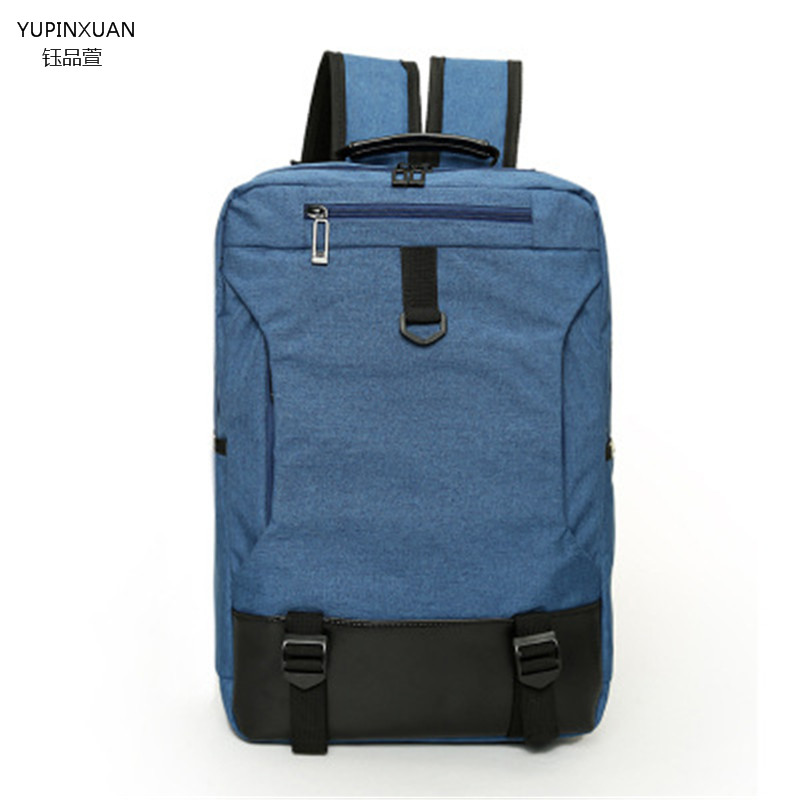 ФОТО YUPINXUAN High Quality Canvas Backpacks Unisex Huge Capacity Casual Backpacks Durable Retro Daypacks Designer Laptop Bags