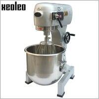 XEOLEO Коммерческий Миксер для еды 30л планета миксер для теста яичный миксер машина для выпечки 1500 Вт тестомес машина крем смесь машина
