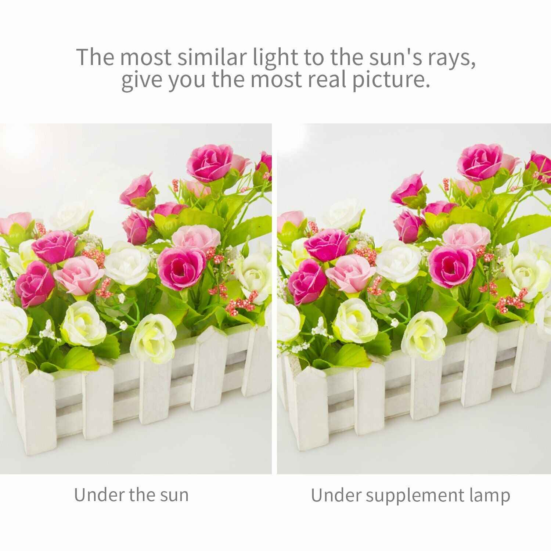 """ZUOCHEN 4X25W LED Pencahayaan Terus Menerus Kit 20 """"X 28""""/50X70Cm Kotak Lunak soft Box Studio Foto Mengatur Lampu untuk Foto Video Shooting"""