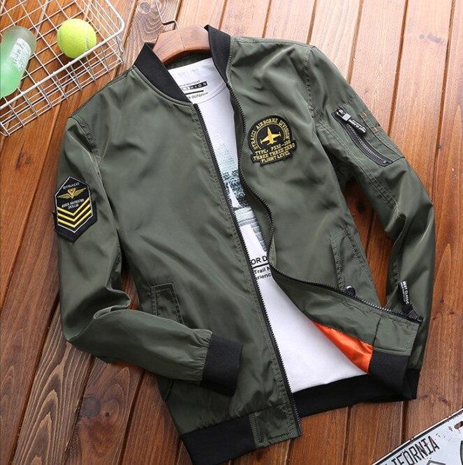 Originals Oversized Longline Bomber Jacket