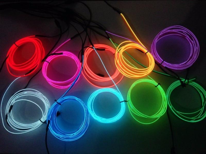 Gemütlich Neon Draht Bilder - Elektrische ...