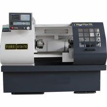750 мм жесткий гид токарный станок с ЧПУ CK6136* 750