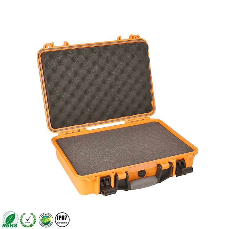 Factory Price IP67 Waterproof Dustproof Shockproof Hard Plastic Case Waterproof Equipment Tool Case With Foam