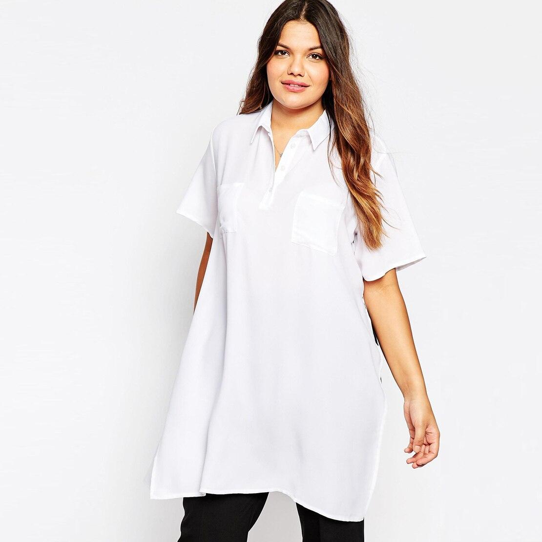 Online Get Cheap Plus Size Boyfriend Shirt Dress -Aliexpress.com ...