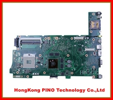 For ASUS N73JQ N73JF laptop motherboard with 3 ram slot 100% Tested 60 days warranty