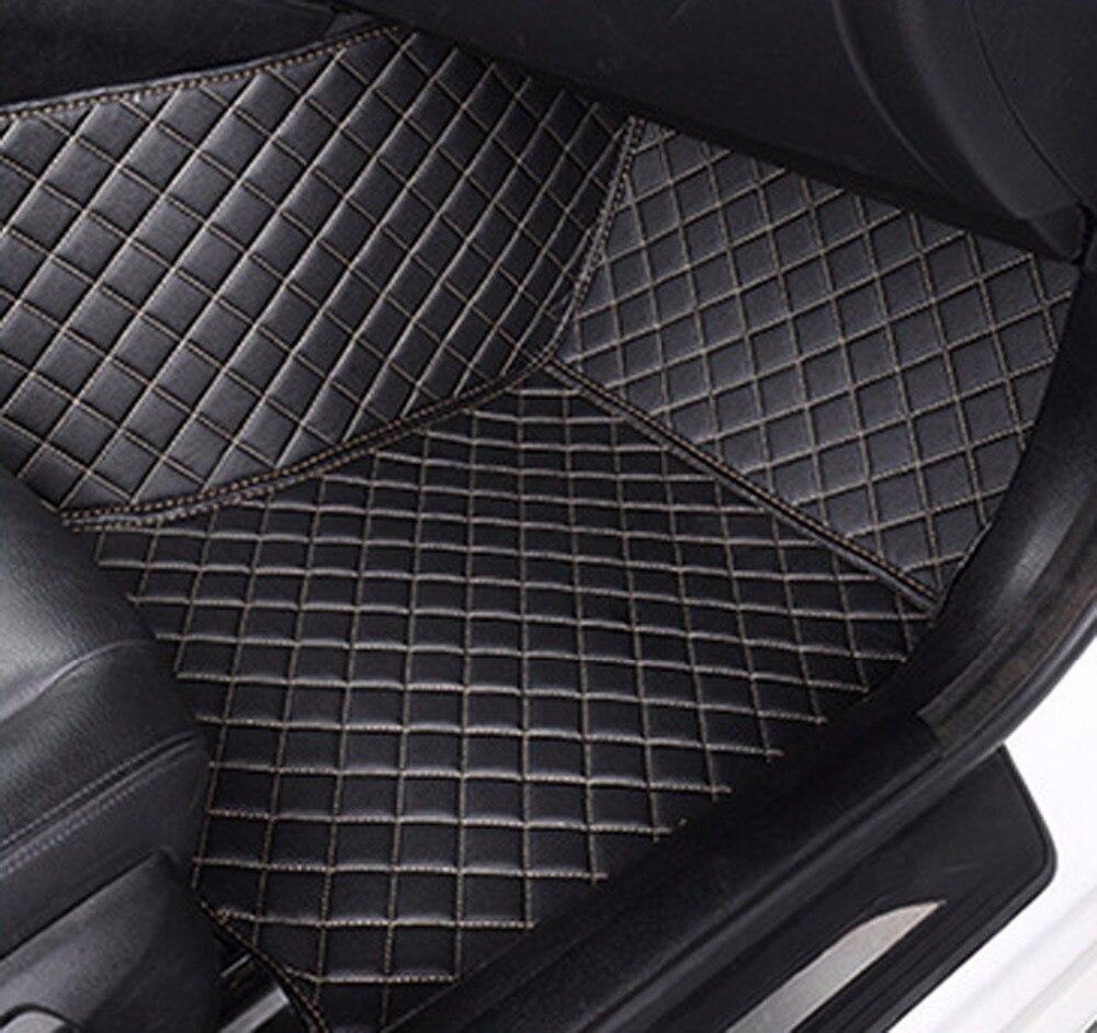 Custom Car Floor Mats For 2013 16 Ford Mondeo Beautiful Better Match
