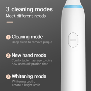 Image 2 - SOOCAS X1 Electric Toothbrush sonic toothbrush for Xiaomi Mijia Waterproof USB Rechargeable Ultrasonic Intelligent Dental tooth