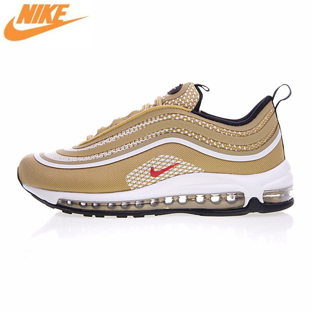 Nike Air Max 97 Women's Breathable Running Shoes,Original New Arrival Women  Outdoor Sports Sneakers
