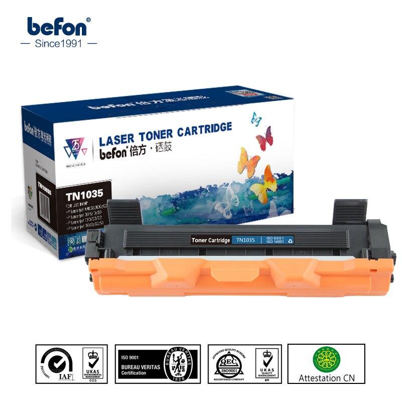 Tonerkartusche für brother tn1000 tn1030 tn1050 tn1060 tn1070 tn1075 tn1095 toner kompatibel...