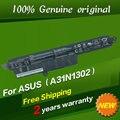 Frete grátis a31lm9h a31n1302 bateria do laptop original para asus vivobook f200ca x200ca 11.25 v 33wh