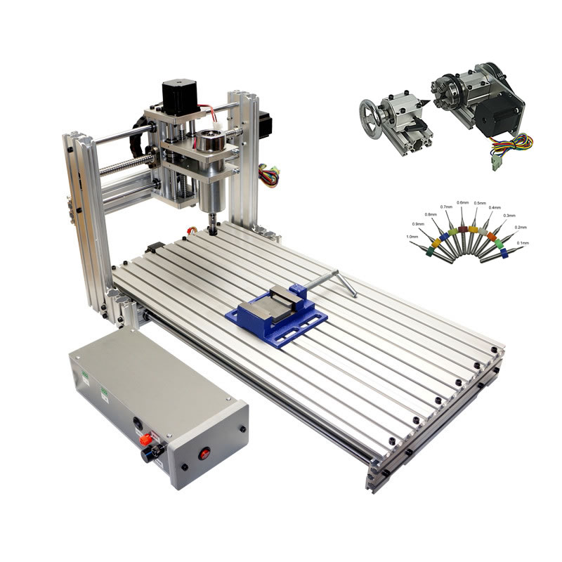 3060 cnc 4axis 400W milling machine more large than 3040 cnc engraving machine for wood acrylic and plastic3060 cnc 4axis 400W milling machine more large than 3040 cnc engraving machine for wood acrylic and plastic