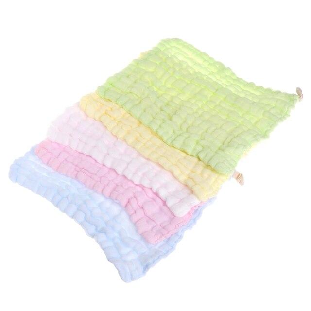 Paño suave de algodón para bebé recién nacido