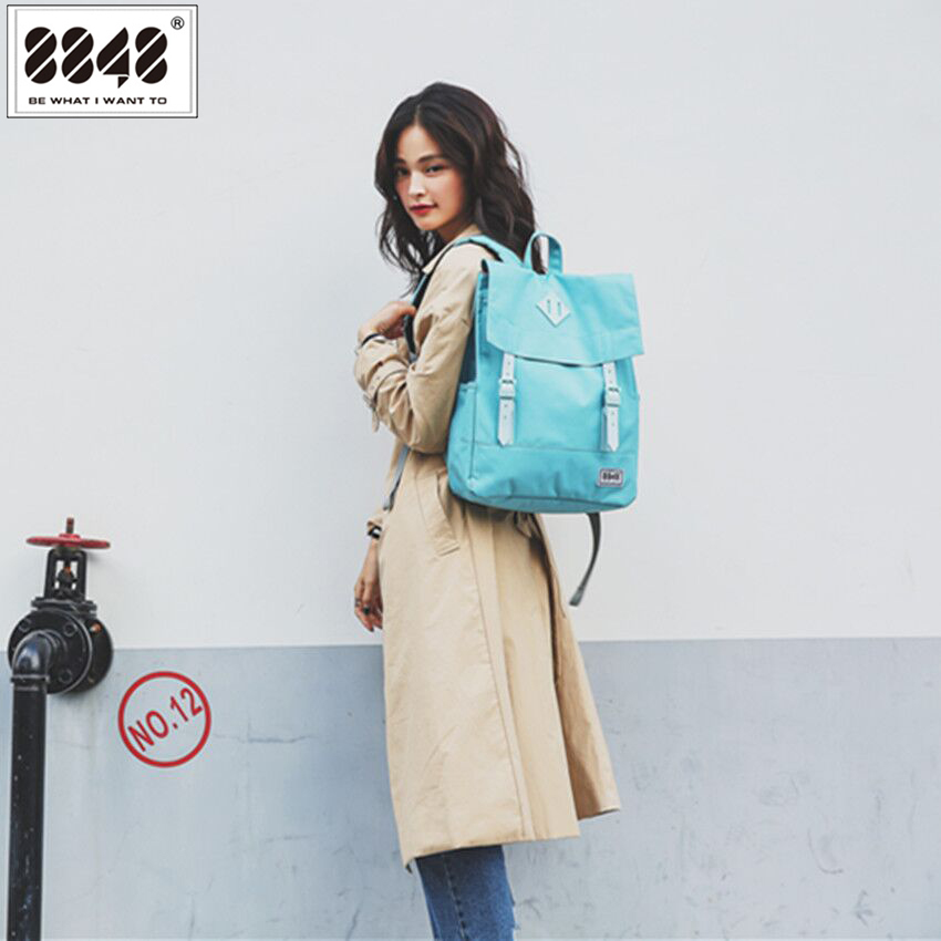 ФОТО 8848 Brand Backpack Women Knapsack Resistant Waterproof Oxford High Quality The Most Popular Europe American Trendy173-002-007