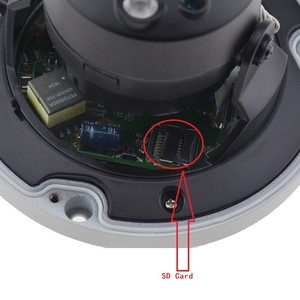 Image 5 - داهوا IP كاميرا 4MP POE IPC HDBW4433R S H2.65 للرؤية الليلية ضوء النجوم IR50M مع ذاكرة مايكرو SD 128G IP67 ، IK10 كاميرا تلفزيونات الدوائر المغلقة