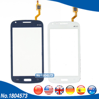 Wholesale For Samsung Galaxy Core I8260 I8262 I8262D Touch Screen Digitizer With Duos Logo Black Or