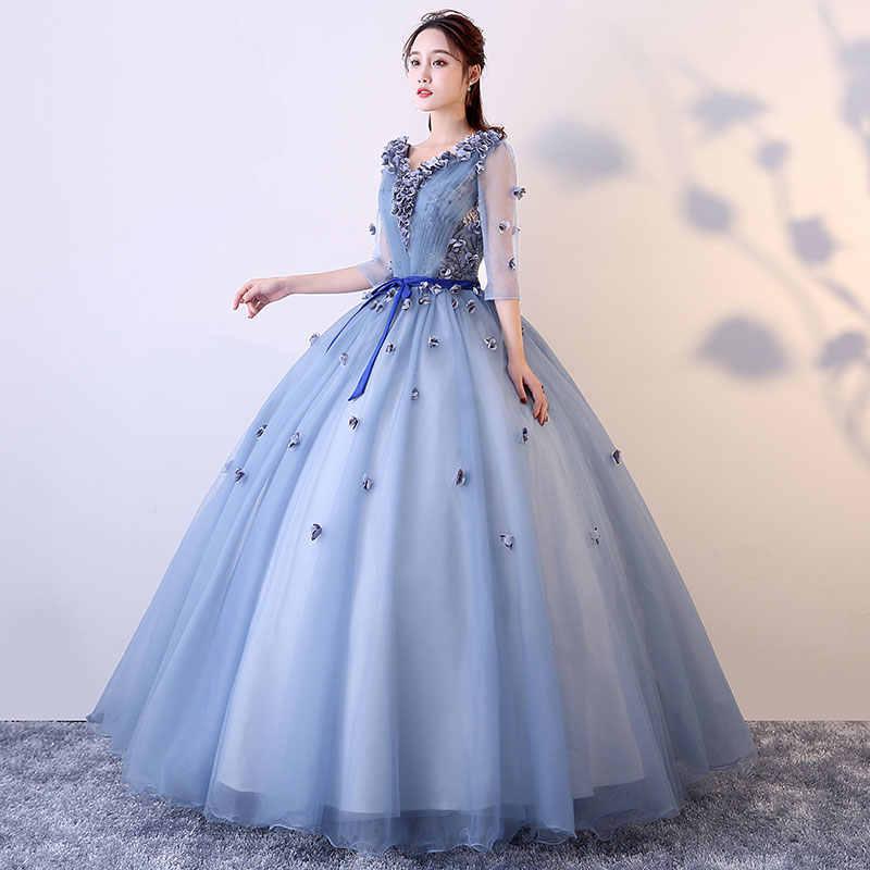 1d9be0fd72e Подробнее Обратная связь Вопросы о Дешевые Бальные платья принцессы ...