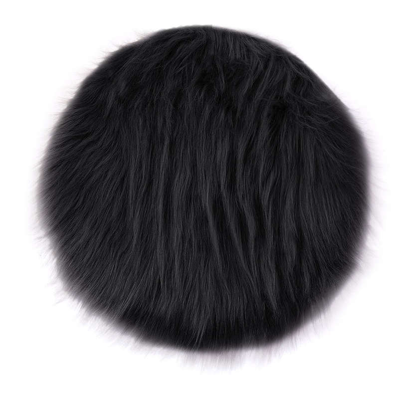Women Charitable Ouneed Wool Imitation Sheepskin Rugs Faux Fur Non Slip Bedroom Shaggy Carpet Mats Outdoor Foot Carpet Home Textiles 19jan29 Suitable For Men And Children