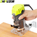ZHIPU Trimming Machine Woodworking Power Tools Multi-function Home Decoration Engraving Wood Milling DIY High Slot Machine