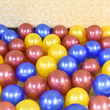 12 inch 3.2 g Wedding Decors Pearl Latex Balloon Mix Colors Inflatable Decorations Air Ball Happy Birthday Party Supplie
