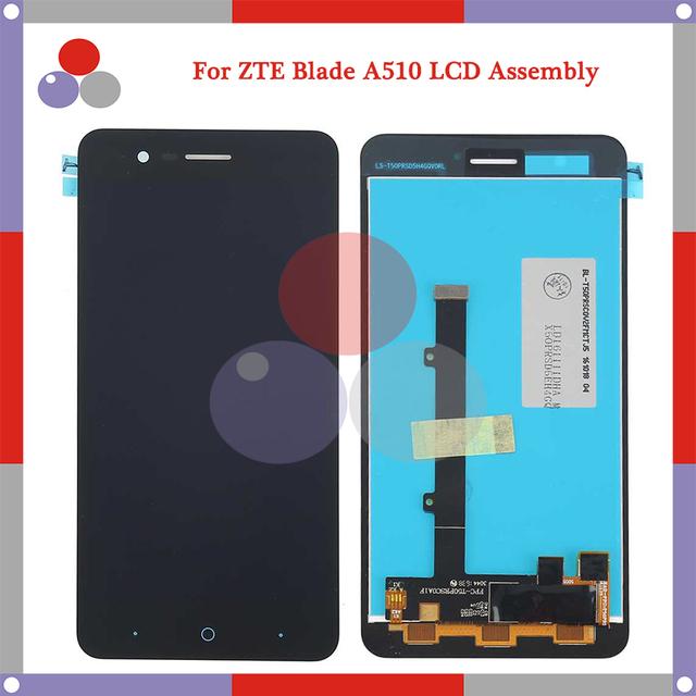 Más alta calidad para zte blade a510 pantalla lcd + pantalla táctil digitalizador asamblea envío gratis