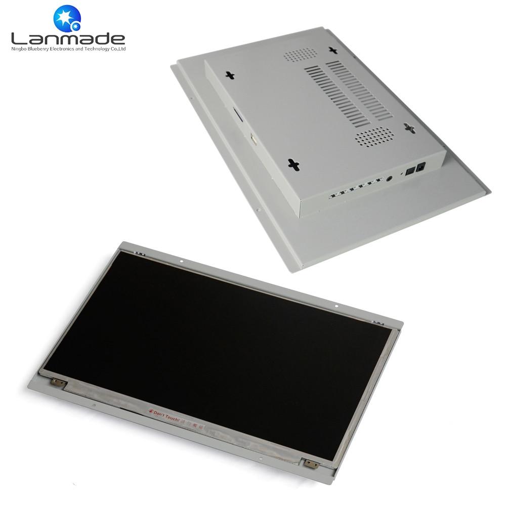 12 v USB SD Tarjeta CF marco abierto de 15.6 pulgadas full hd led de ...